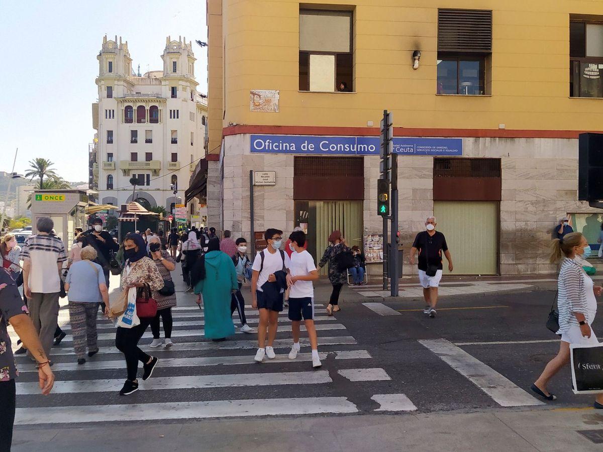 Foto: Ceuta. (EFE)