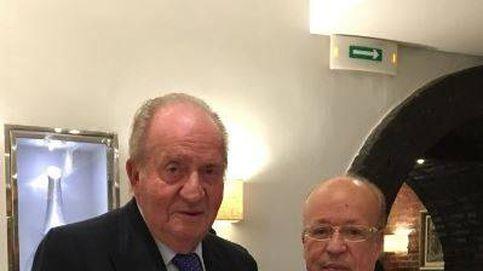 Rappel y el Rey Juan Carlos: historia de un encuentro inesperado