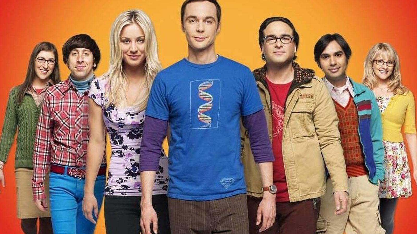 Foto: The Big Bang Theory