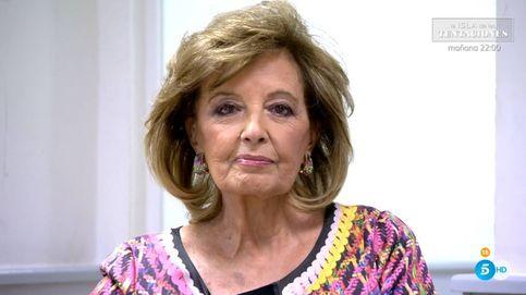 Ayuso, invitada de María Teresa Campos en su nuevo programa 'Las Campos móvil'