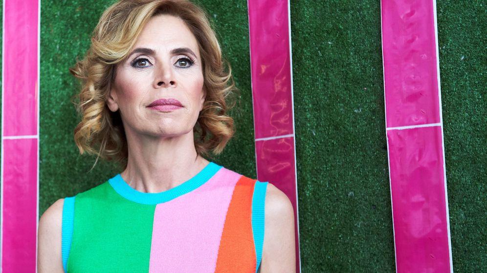 Foto:  Ágatha Ruiz de la Prada, en una imagen de archivo. (Getty)