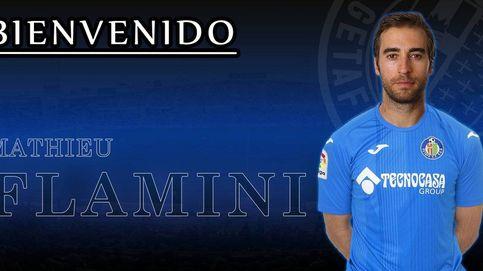 Flamini, el futbolista que escondió durante años un negocio millonario