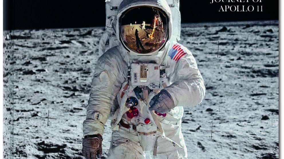 Las fotos menos conocidas del viaje a la Luna