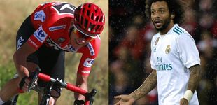 Post de Los futbolistas son unos vagos, no entrenan ni la mitad que los ciclistas