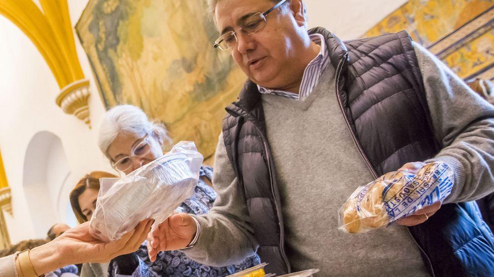 Noticias de andaluc a la sevillan a de zoido un grifo de for Ministerio del interior ultimas noticias
