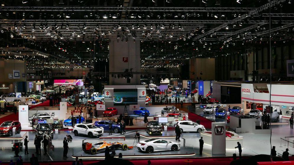 Foto: Todas las novedades de Salón de Ginebra