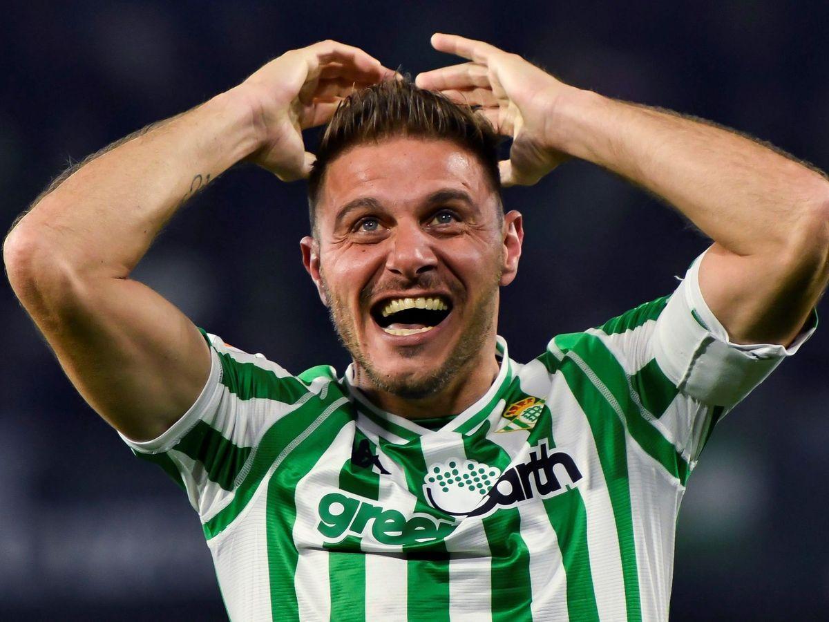 Foto: Joaquín, durante un encuentro contra el Valencia de la pasada Liga. (EFE)