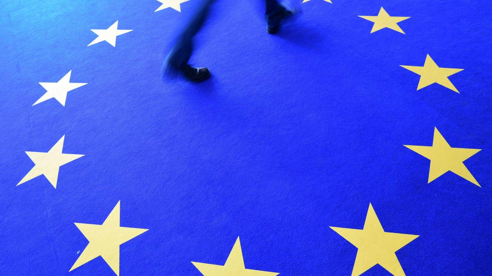 Foto: Elecciones al parlamento europeo. (EFE)