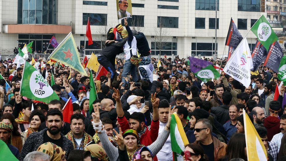 Detenido un activista español en la región kurda de Turquía