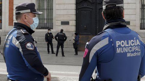 La Policía desalojó más de un centenar de fiestas en la noche del viernes en Madrid