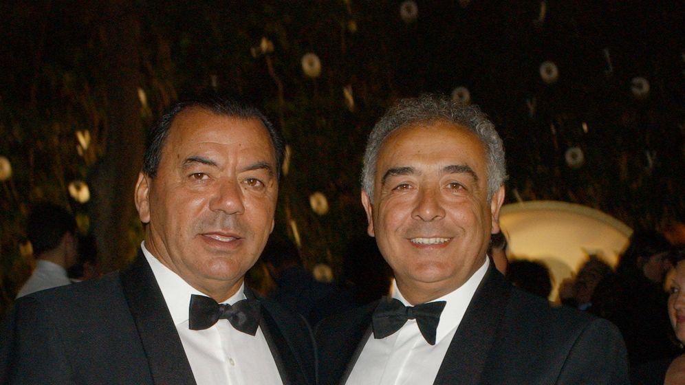 Foto: Rafael y Antonio: Los del Río. (Getty)