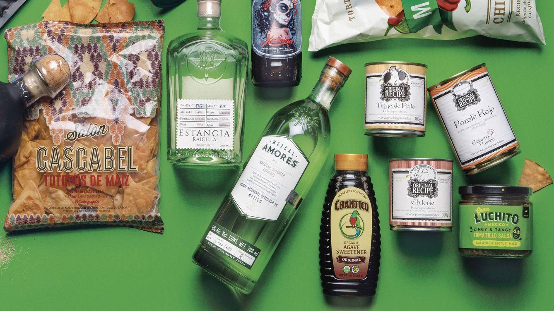 Foto: Lo mejor de la dieta mediterránea, el exotismo asiático o el siempre intenso sabor mexicano conviven en esta selección. (Fotografía: Yeray González)