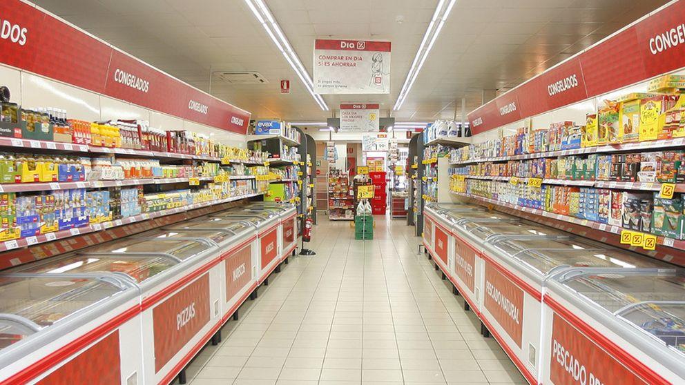 DIA y Eroski unen fuerzas para negociar con proveedores y rebajar sus precios