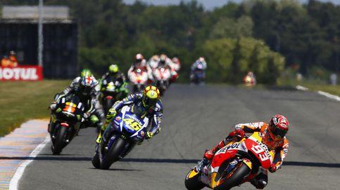 Los problemas de la Honda obligan a Márquez a dejar de ser Márquez