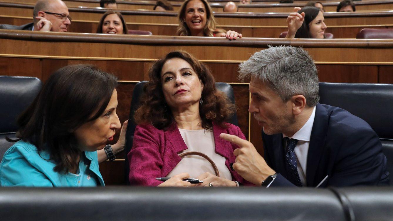 Ferraz halla tensiones por las listas y estudia enviar a Robles a Ávila y a Marlaska, a Cádiz