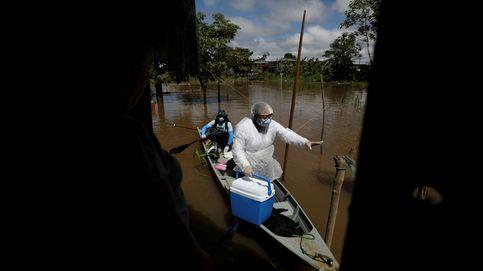 La vacuna llega al Amazonas