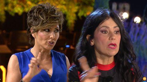 Sonsoles saca los colores en directo a Maite Galdeano en 'La casa fuerte'