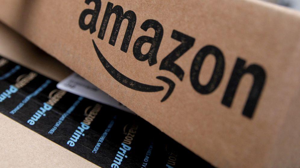 Foto: Un envío de Amazon. (Reuters)
