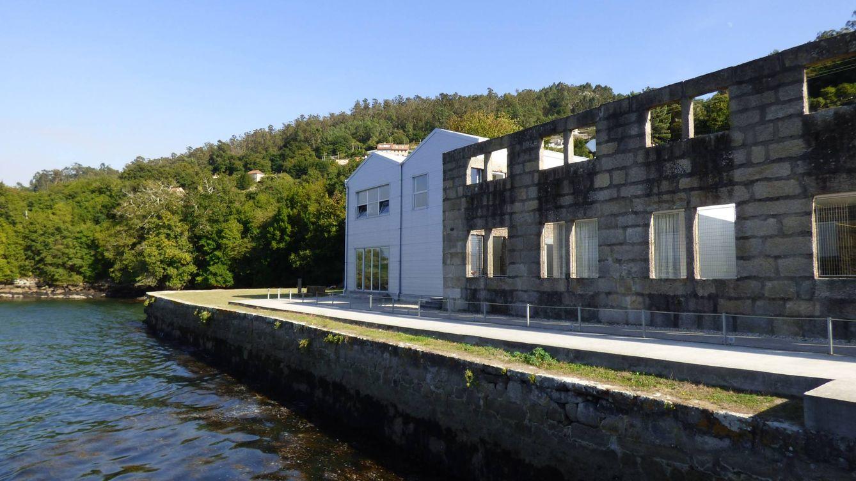 El Puerto de Vigo se topa con un extraño legado nazi de los Franco