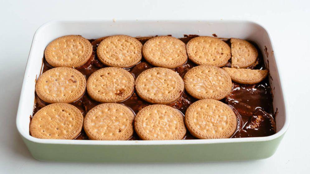 Foto: Tarta de galletas de la abuela