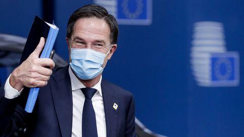 El resto de líderes europeos pasan, Rutte permanece: el holandés paciente