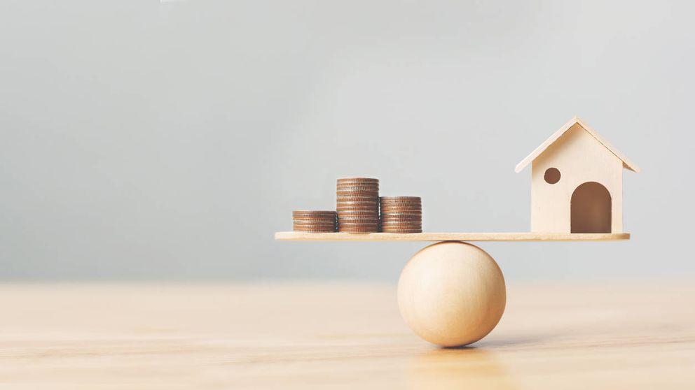 Arranca la era 'post Draghi': el euríbor se recupera, pero baja la cuota de la hipoteca