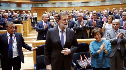 """Rajoy pide el aval del Senado para salvar a Cataluña de """"los estragos"""" de Puigdemont"""