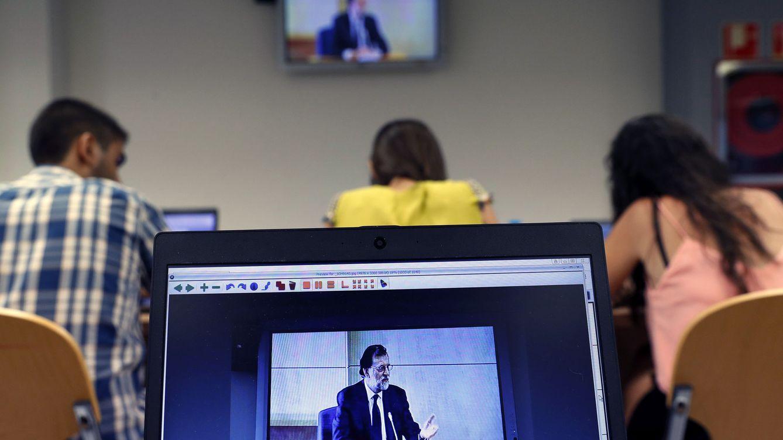 Sánchez se rebela frente a Iglesias por querer marcarle los tiempos para ir contra Rajoy