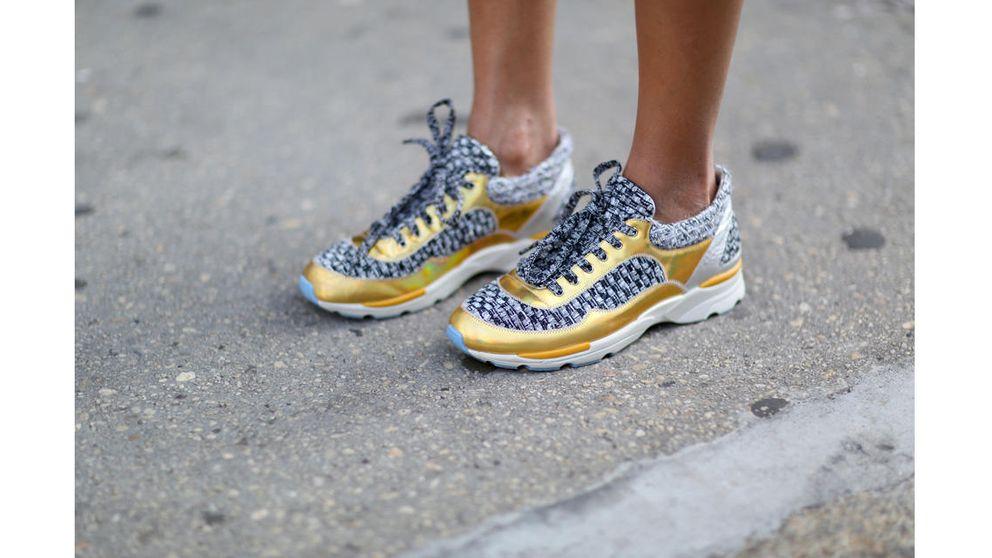 Es oficial: las zapatillas estampadas son la nueva tentación de la temporada