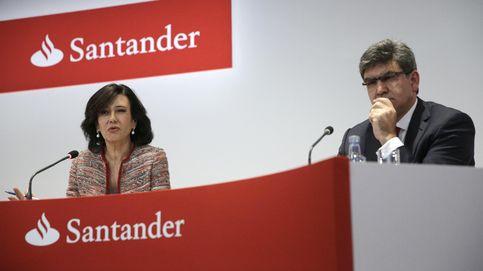 Santander admite estar descontento con EEUU pero descarta vender su filial