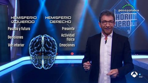 Rocío Vidal desmonta el polémico monólogo de Motos sobre el cerebro