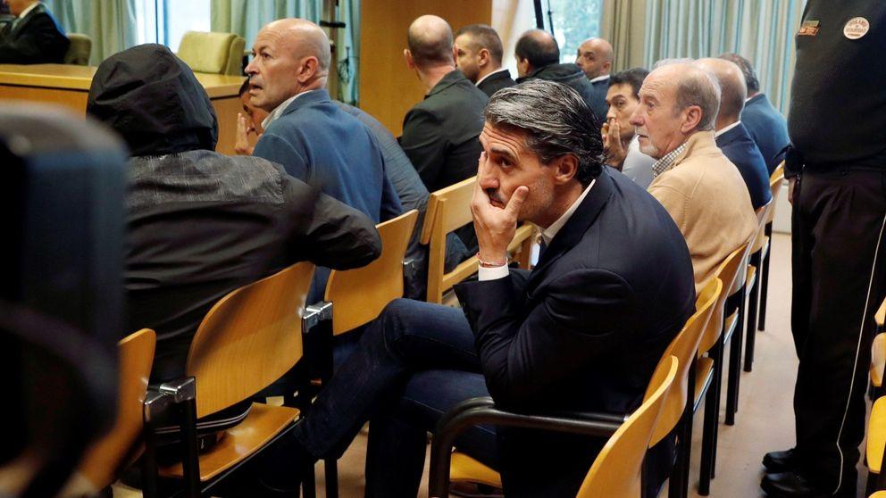 El exfutbolista Caminero acepta 4 meses de cárcel por blanqueo de capitales