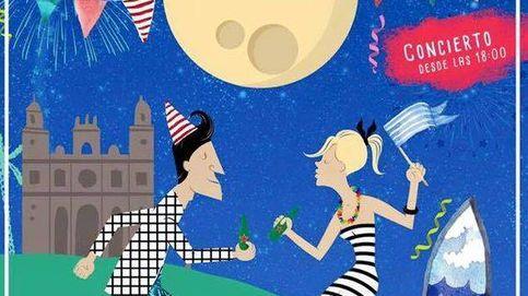 Vegueta celebra Las campanadas de verano