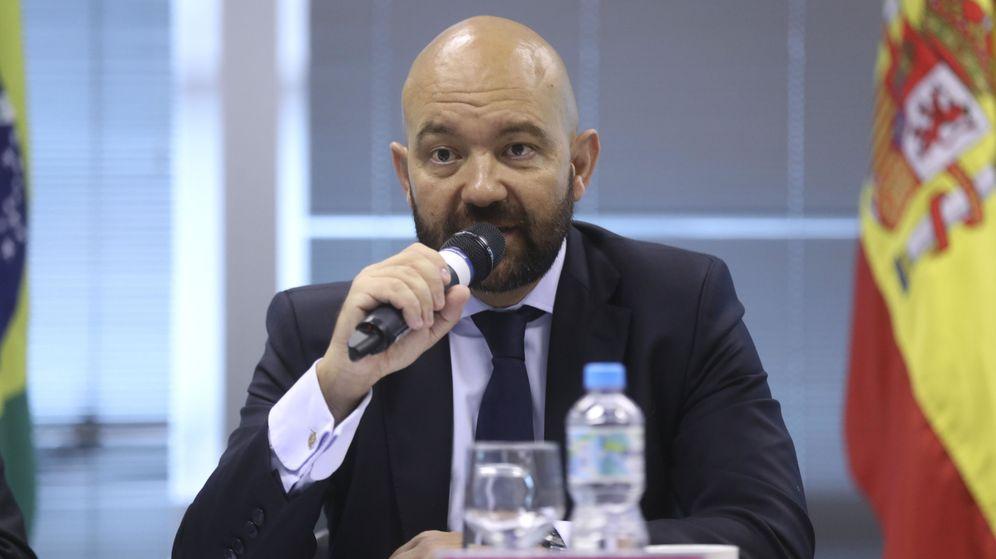 Foto: El exsecretario de Estado de Comercio, Jaime García-Legaz. (EFE)