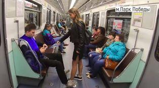 Así crece la derecha contemporánea: el caso de la mujer del metro