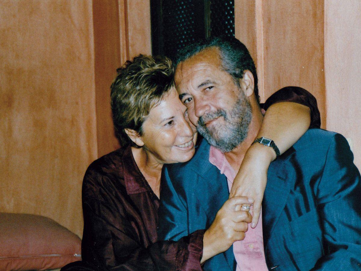 Foto: Celia Villalobos y su marido, Pedro Arriola, en una imagen familiar. (Archivo de la autora)
