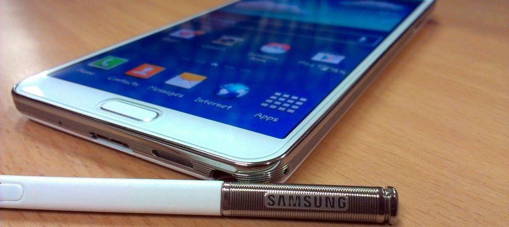 Foto: Samsung quiere que trabajes con su nuevo Galaxy Note 4