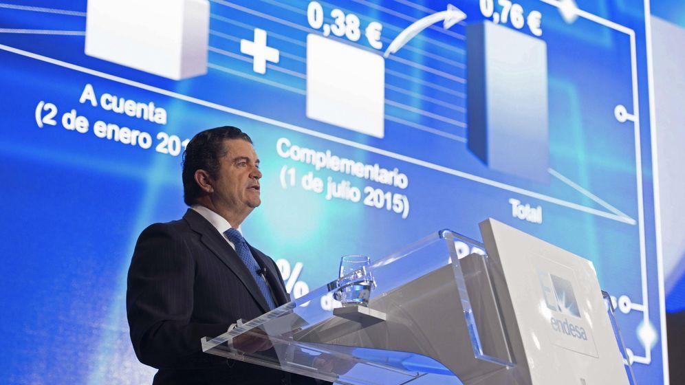Foto: Borja Prado, presidente de Endesa