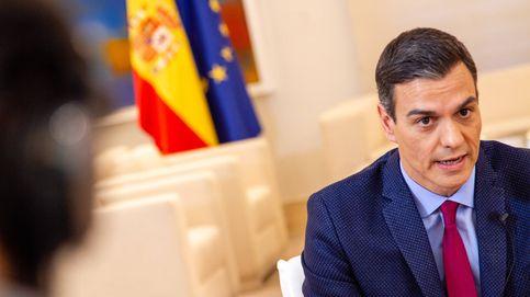 Sánchez: Algunos partidos que dicen 'no, nunca, jamás' revisarán sus estrategias