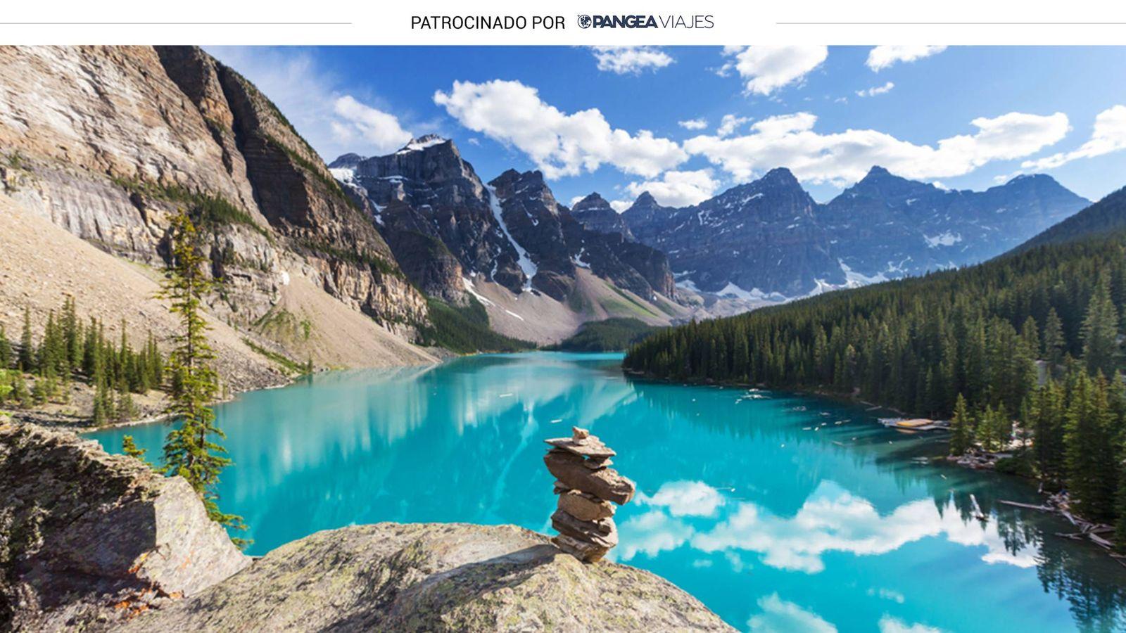 Foto: Parque Nacional de Banff, en Canadá. (Shutterstock)