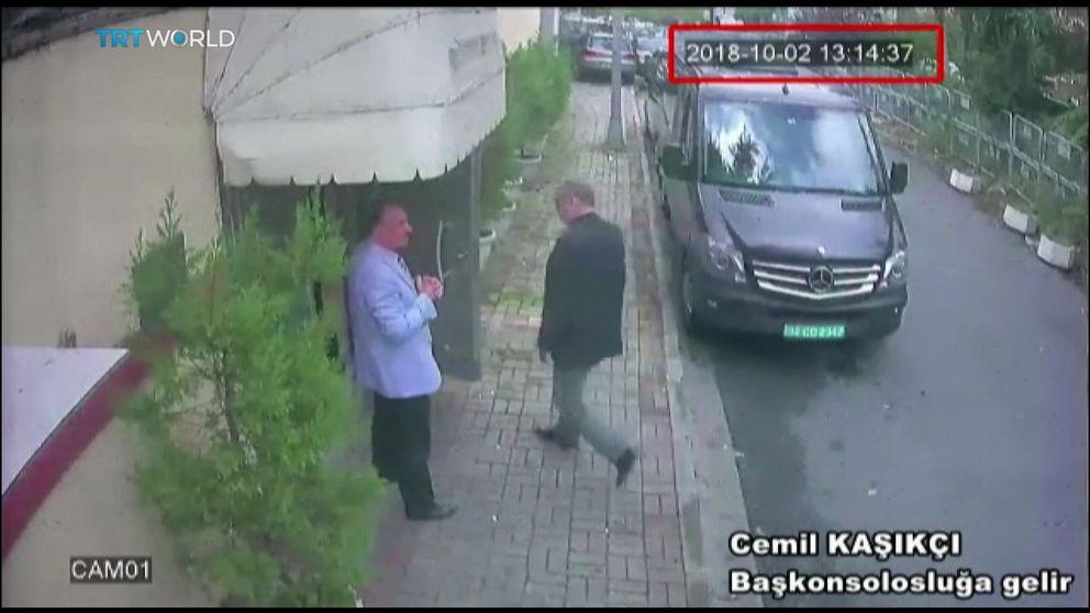 El periodista Khashoggi fue descuartizado vivo mientras sus asesinos oían música