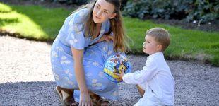 Post de La niñera de Oscar y Estelle, la otra gran protagonista en el cumpleaños de Victoria