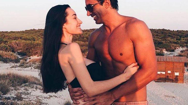 Hugo y Adara. (Instagram)