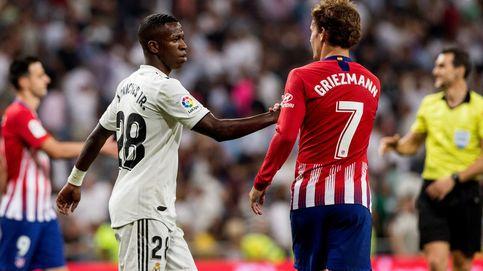 Atlético de Madrid - Real Madrid: horario y dónde ver en TV y 'online' el derbi de La Liga