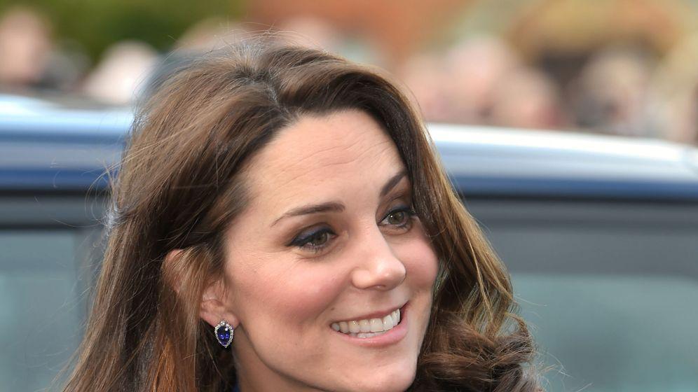 Foto: La duquesa de Cambridge en el acto. (Reuters)
