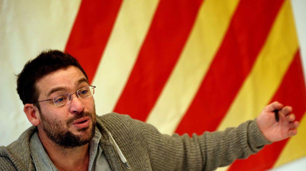 Foto: El secretario general de Podem Catalunya, Albano Dante Fachin, en una imagen de archivo. (Efe)