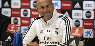 Post de Cuatro frases de Zidane que dejan intuir su revolución a la francesa en el Real Madrid