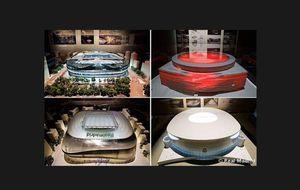 El nuevo Santiago Bernabéu ya está en marcha