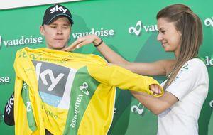 Froome gana la segunda etapa de la Dauphine y distancia a Contador