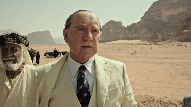 Kevin Spacey en el trailer oficial de 'All the Money of the World'.